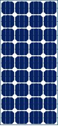 Panel solar 12v SL 366