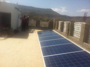 Energía solar para el Gobierno de Yemen