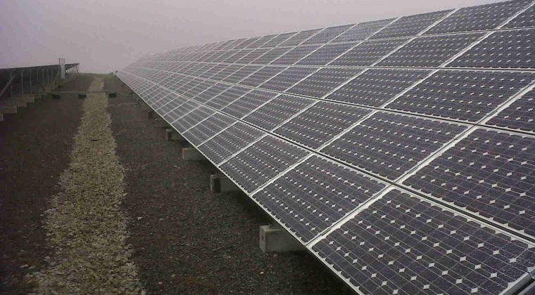 10.000 módulos fotovoltacios de 3MW en Francia