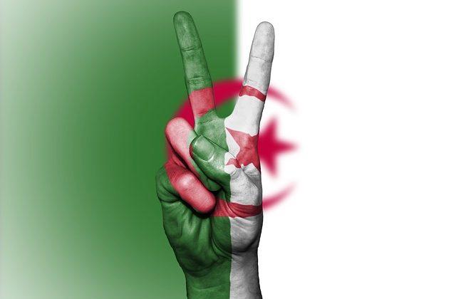 Bandera argelina